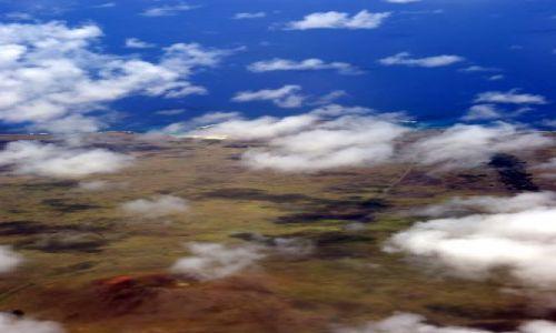 Zdjecie CHILE / Rapa Nui / Rapa Nui / Z lotu ptaka