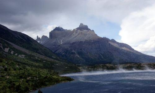 Zdjęcie CHILE / Magallanes / Park Narodowy Torres del Paine / Los Quernos