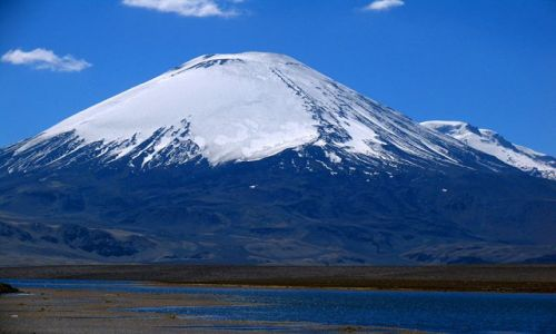 Zdjecie CHILE / Parque Nacional Lauca / Parque Nacional Lauca / Parque Nacional