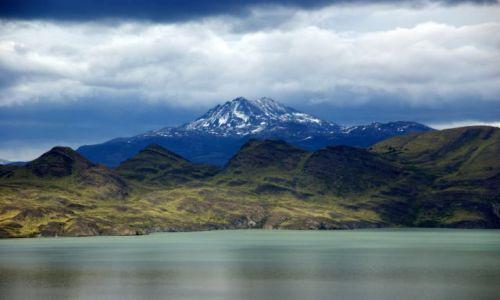 Zdjęcie CHILE / Magallanes / Park Narodowy Torres del Paine / W drodze