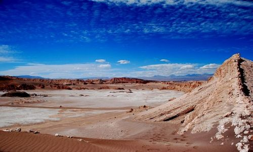 Zdjecie CHILE / Atacama / Valle de la luna / Valle de la lun