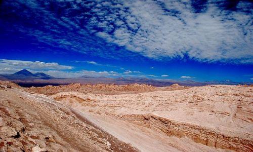 Zdjecie CHILE / Atacama / Valle de la luna / valle de la luna