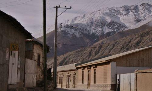 CHILE / - / Pisco Elqui / ulice Pisco Elqui