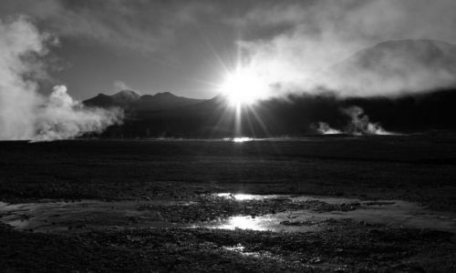 Zdjecie CHILE / - / El Tatio Geysers / El Tatio Geyser