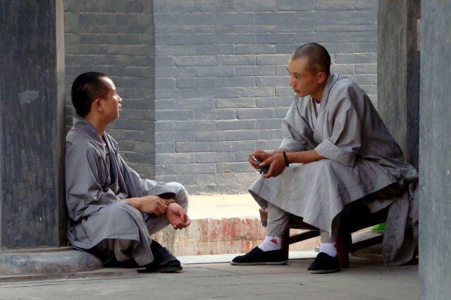 Zdjęcia: Shaolin, Mnisi, CHINY