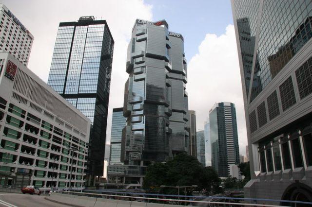 Zdjęcia: Hong Kong, Betonowa dżungla Hong Kongu, CHINY