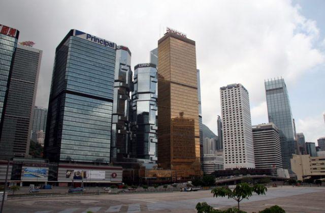 Zdj�cia: Hong Kong, Betonowa d�ungla Hong Kongu, CHINY