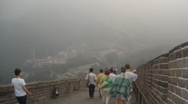Zdj�cia: Wielki mur, Wielki mur we wrze�niu, CHINY