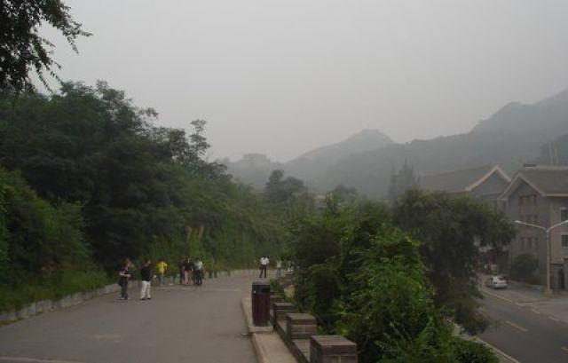 Zdjęcia: Wielki mur, Wielki mur we wrześniu, CHINY