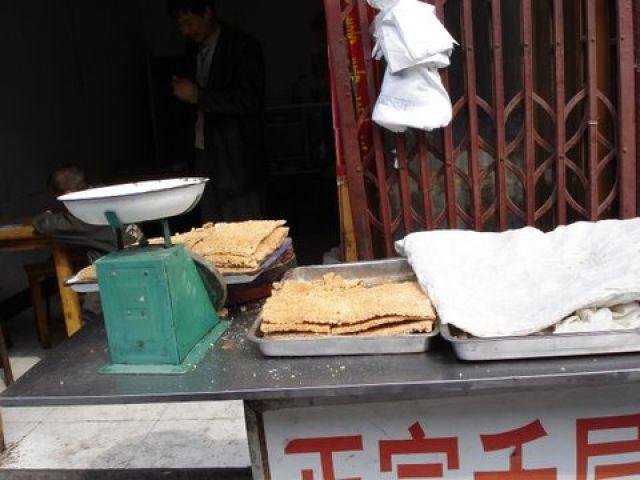 Zdjęcia: Stare Miasto w Xianagfa , Xianagfa , Jedzonko, CHINY