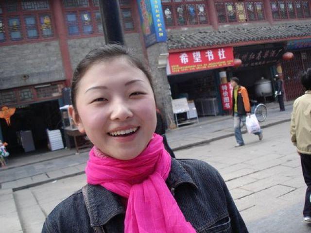 Zdjęcia: Stare Miasto w Xianagfa , Xianagfa , Życie ulicy, CHINY