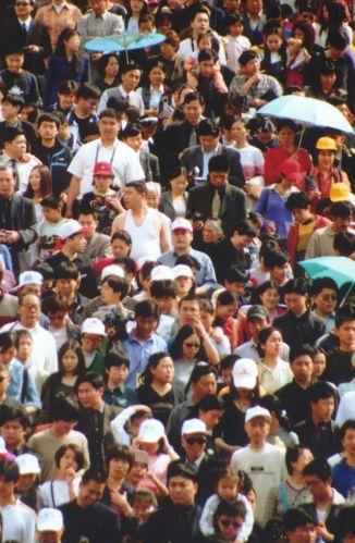 Zdj�cia: Pekin, Zakazane Miasto, Zwiedzanie Zakazanego Miasta w Pekinie, CHINY