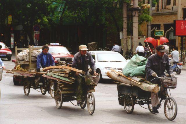 Zdjęcia: Pekin, Centrum, Transport w Pekinie, CHINY