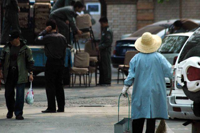 Zdjęcia: pekin, życie codzienne, CHINY