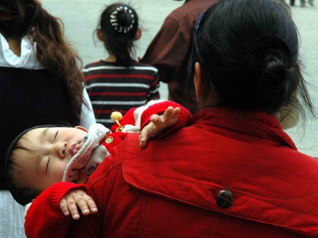 Zdjęcia: pekin, chwila odpoczynku podczas zwiedzania, CHINY