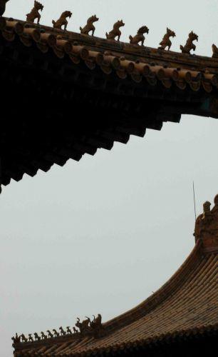 Zdj�cia: pekin, wszechobecne smoki, CHINY