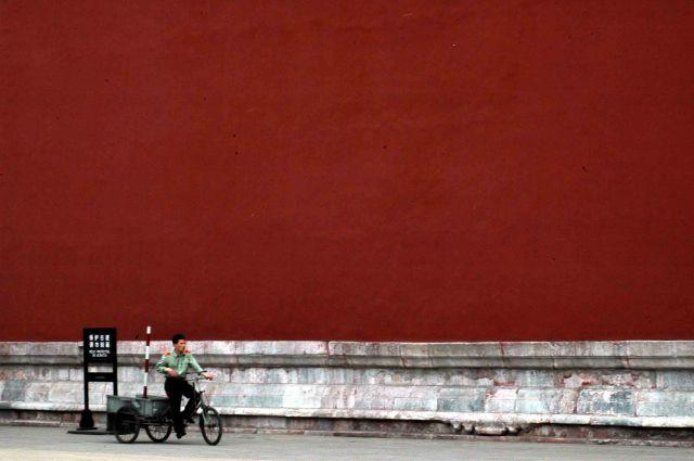 Zdjęcia: pekin, w Zakazanym Mieście, CHINY
