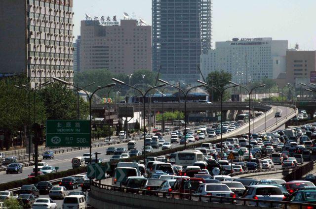 Zdjęcia: pekin, to się nazywa traffic, CHINY