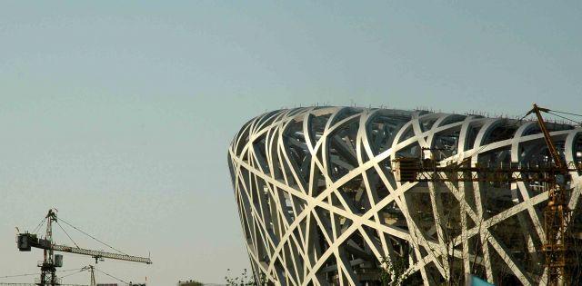 Zdjęcia: Pekin, Olimpijski Cud Świata, CHINY