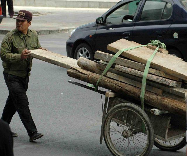 Zdjęcia: pekin, mistrz z tartaku, CHINY