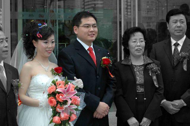 Zdjęcia: pekin, przerażnie Panny Młodej, CHINY