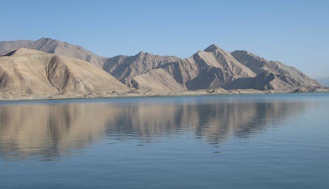 Zdjęcia: Karakul Lake, Karakorum Highway, Karakul Lake, CHINY