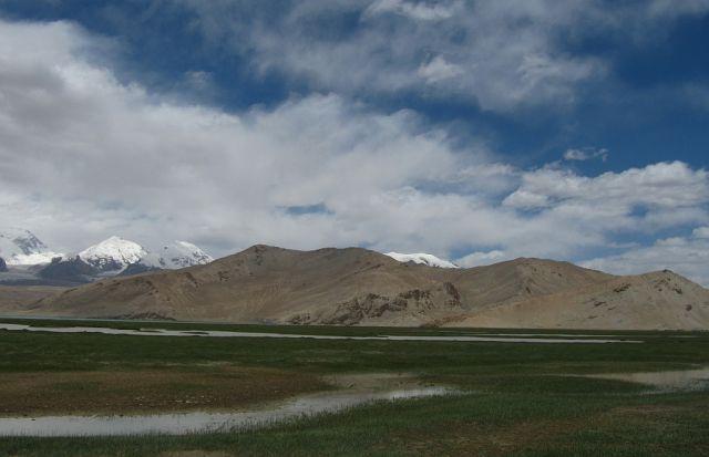 Zdjęcia: Karakul Lake, Karakorum Highway, załamanie pogody, CHINY