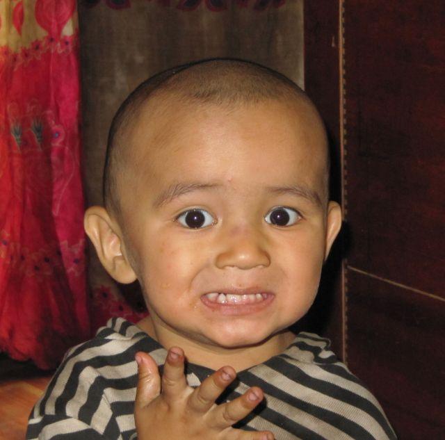 Zdjęcia: Hotan, Hotan, Mały Ujgur, CHINY