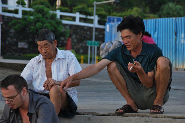 Zdjęcia: Shenzhen, zwykli ludzie, CHINY