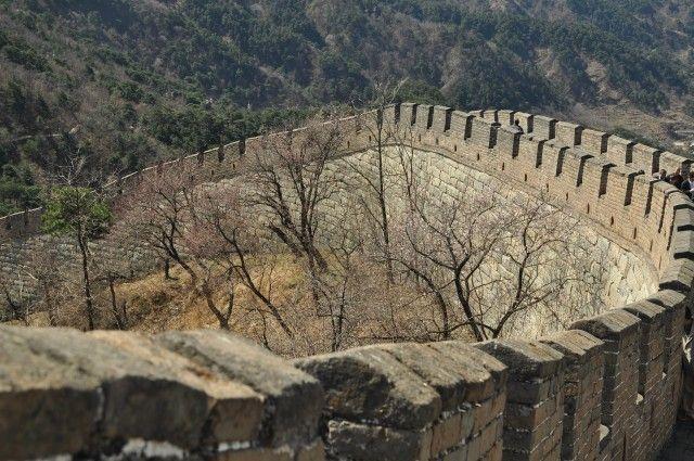 Zdjęcia: Mutianyu, Pekin, Chinski Mur inaczej II, CHINY