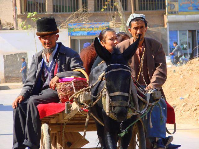 Zdjęcia: Kaszgar, Kaszgar, Transport, CHINY