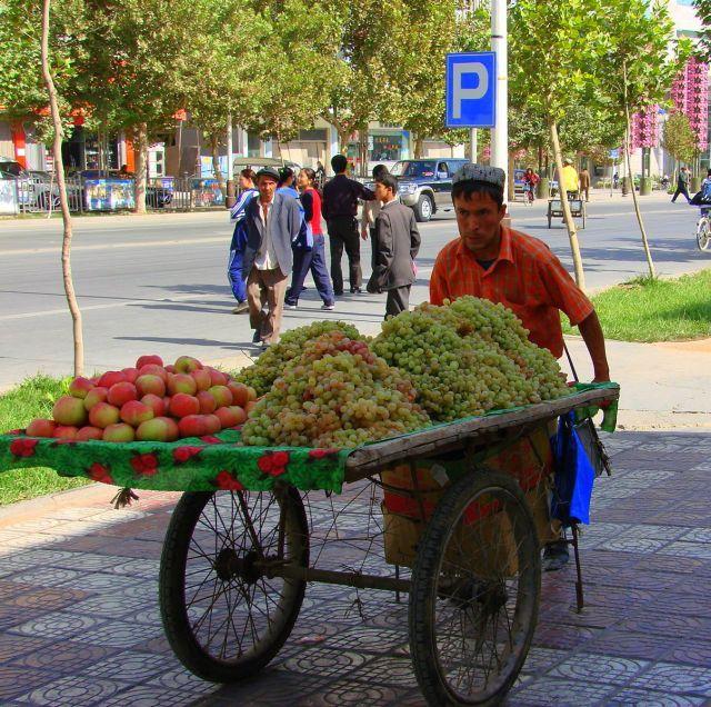 Zdjęcia: Karzgar, Karzgar, Sklep, CHINY
