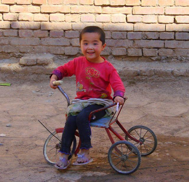 Zdjęcia: Karzgar, Karzgar, Rowerek, CHINY