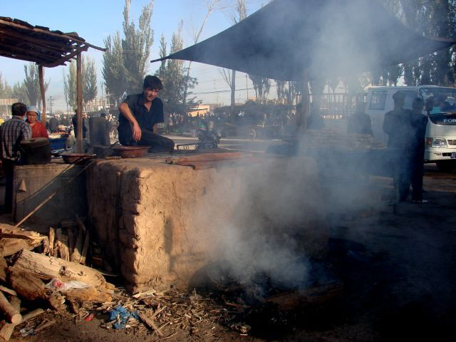 Zdjęcia: Karzgar, Karzgar, Kuchnia, CHINY