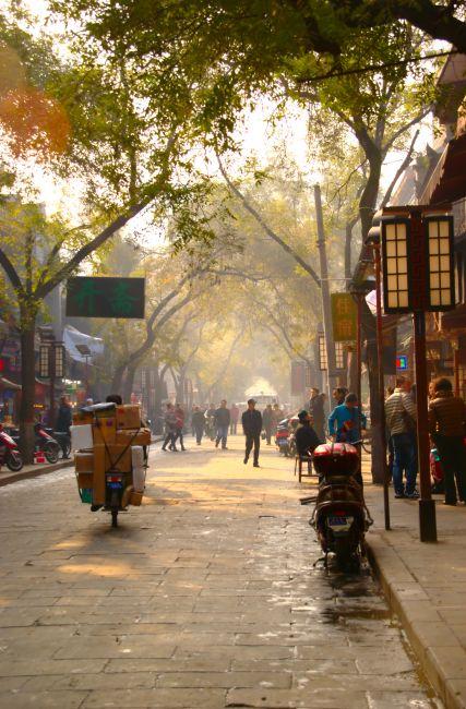 Zdjęcia: Xian, Xian, dzielnica muzułmańska, CHINY