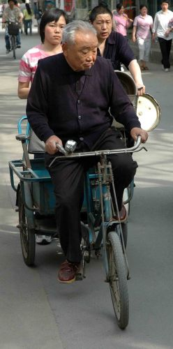 Zdjęcia: pekin- w hutongach, chiny-portrety, CHINY