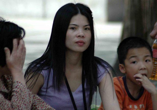 Zdj�cia: pekin- w hutongach, chiny-portrety, CHINY
