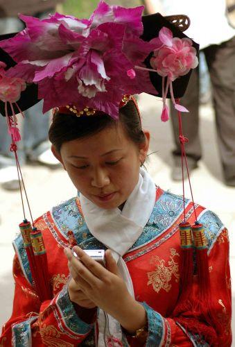Zdjęcia: pekin, chiny- portrety; tradycja i postęp, CHINY