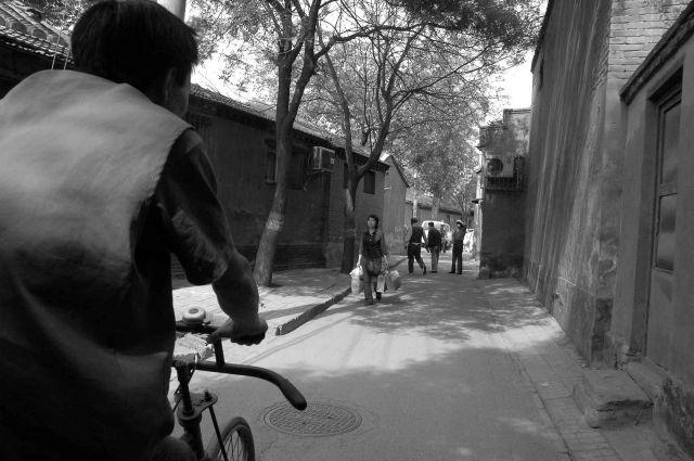 Zdjęcia: pekin- hutongi, w hutongach, CHINY