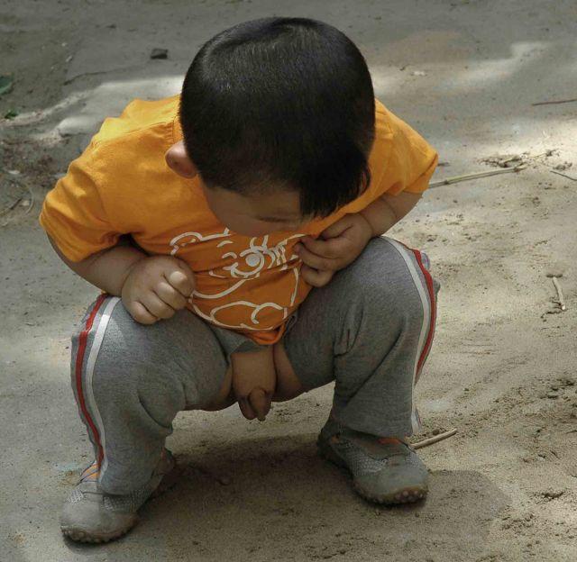 Zdjęcia: pekin, chiny- dzieci, CHINY