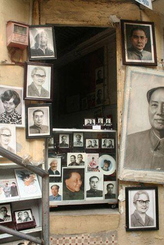 Zdjęcia: Kanton, Guangdong, ukochany Mao, CHINY