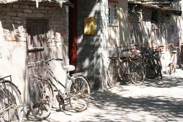 Zdjęcia: Pekin, 9 milionów rowerków, CHINY