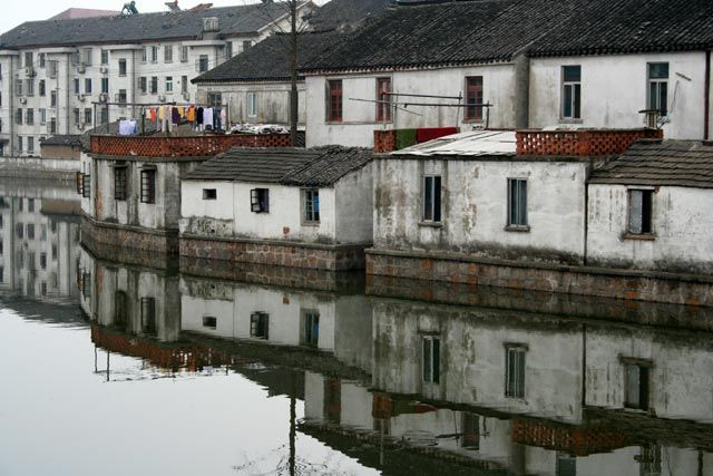"""Zdjęcia: Suzhou, """"podwójne dno"""", CHINY"""
