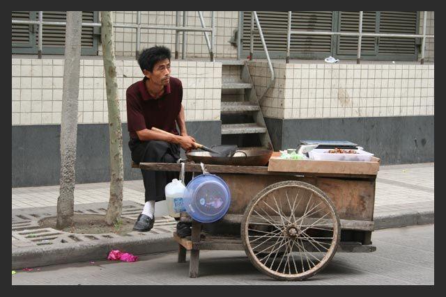 Zdjęcia: Szanghaj, małe co nieco, CHINY