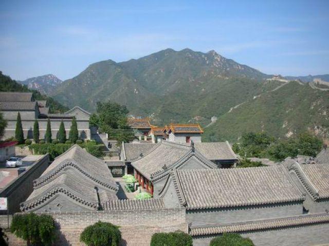 Zdjęcia: Pekin i okolice, Mur Chiński, CHINY