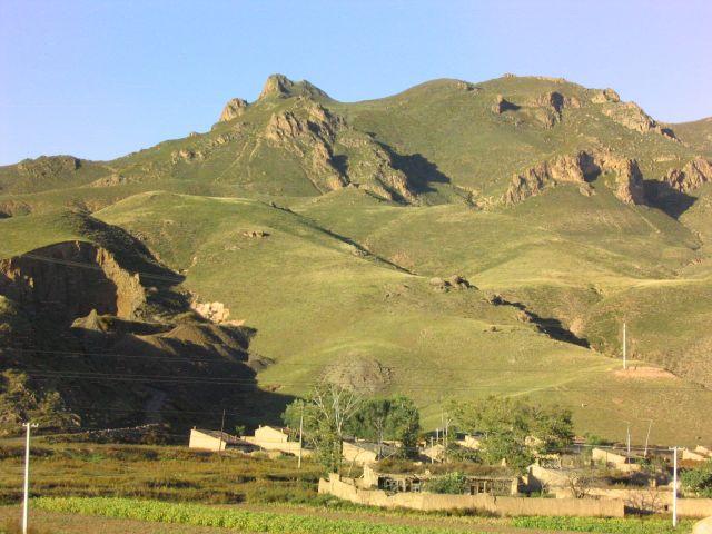 Zdjęcia: Chiny północne, Droga z Baotou do Datung, CHINY