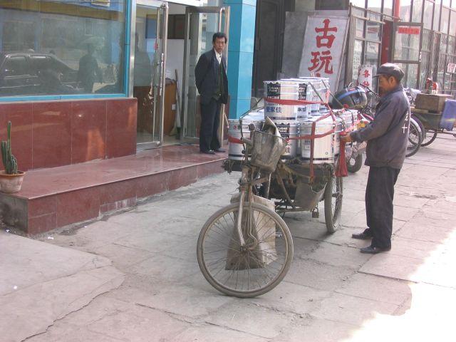 Zdjęcia: Datong, Ładunek, CHINY