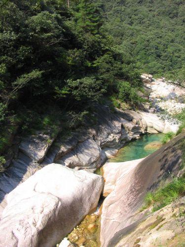 Zdjęcia: Emerald Valley, Anhui, Emerald Valley, CHINY
