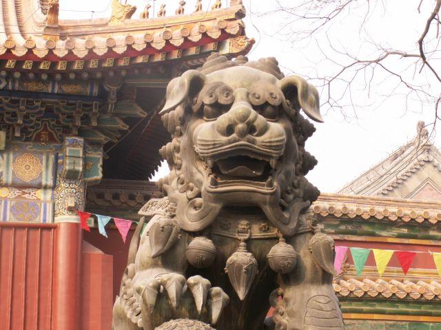 Zdjęcia: Świątynia Lamajska, Pekin, Świątynia Lamajska - Pekin, CHINY