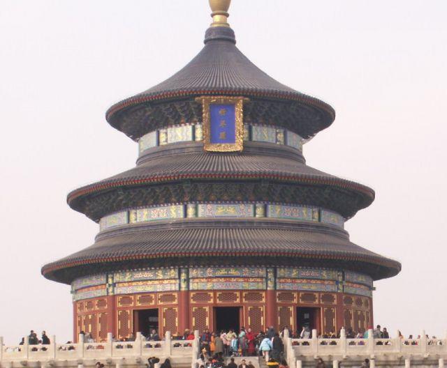 Zdjęcia: Pekin, Świątynia Nieba, CHINY